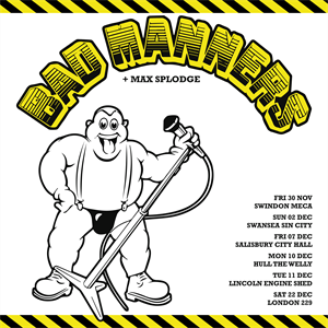 Bad Manners Christmas 2018 Tour @ The Fiery Bird Live Music Venue