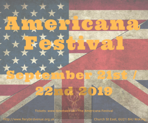 Americana Festival @ The Fiery Bird Live Music Venue