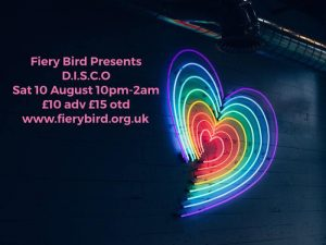 Summer of Love Groove @ The Fiery Bird Live Music Venue