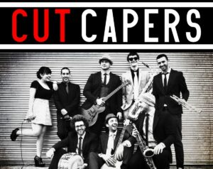 Cut Capers @ The Fiery Bird Live Music Venue