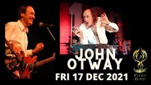 John Otway @ The Fiery Bird Live Music Venue